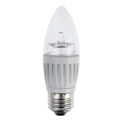 Maximus 5W (2700K) 120-Volt B11 LED Light Bulb