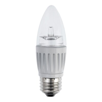 E12/Candelabra LED Light Bulb Wattage: 13W