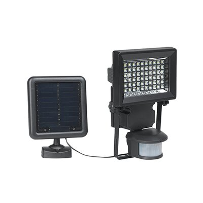 Duracell 400 Lumen Premium High Performance Solar Motion Security Light