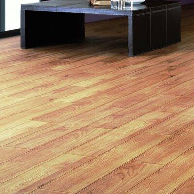 Home Creation Clic 6.9 x 39.3 Luxury Vinyl Plank in Elm