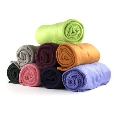 24 Piece Ultra Soft Fleece Throw Blanket Set