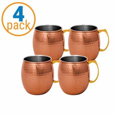 Moscow Mule Mug 4PackHammerCup
