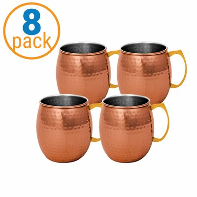 Moscow Mule Mug 8PackHammerCup