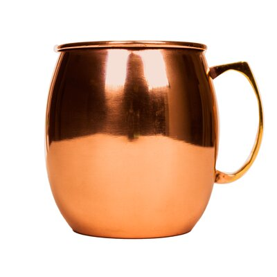 Moscow Mule Mug 2PackCopperCup