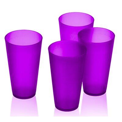 Alvord Bright Plastic 16 oz. Tumbler Cups EBDG2967 43128954