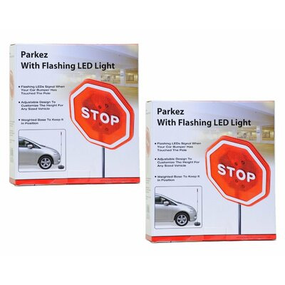 Park EZ Garage Parking Assistant Stop Sign Sensor