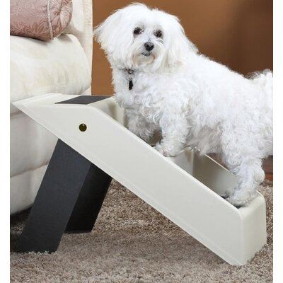 Portable and Foldable 3 Step Pet Stair