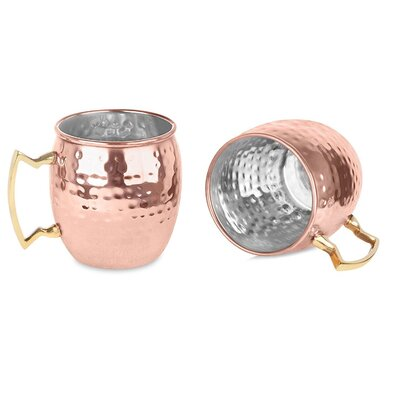 Fitzgerald 16oz. Cocktail Moscow Mule Mug MNTP2295 41553033