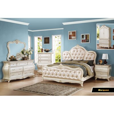 Horne Panel Configurable Bedroom Set