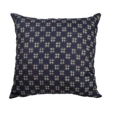 Touchette HashTag Cotton Throw Pillow