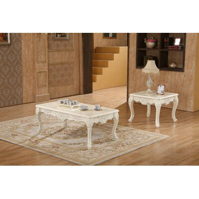 Banderas Coffee Table Set