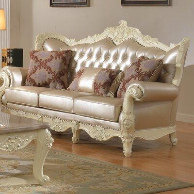 Palmer Leather Sofa