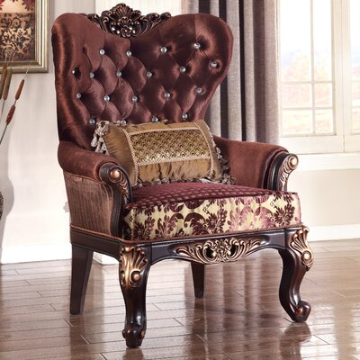 Arianne Wing back Chair