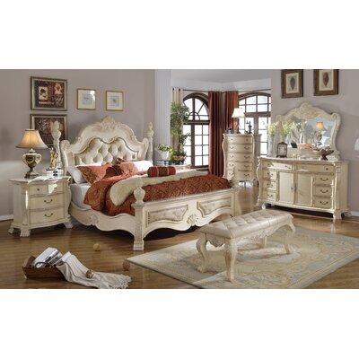 Poirier 8 Drawer Dresser