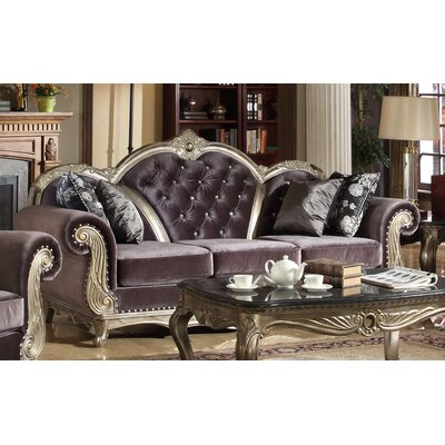Meridian Furniture USA 653 S Roma Sofa