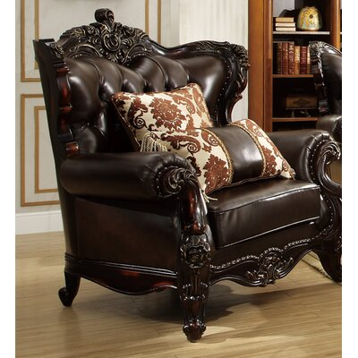 Arnaline Wingback Chair