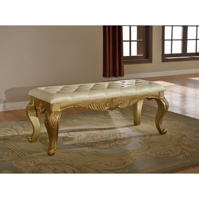 Burnett Upholstered Bench