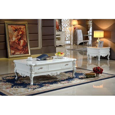 Aneda Coffee Table Set