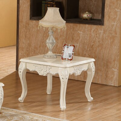 Banderas End Table