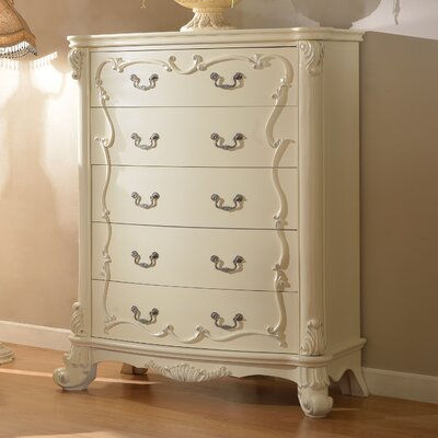 Miller 5 Drawer Chest