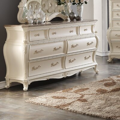 Horne 7 Drawer Dresser