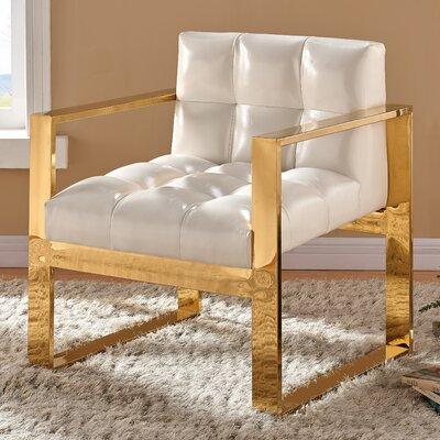 Durham Leather Armchair