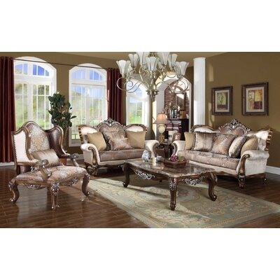 Annemore Configurable Living Room Set