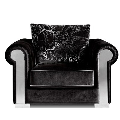 Reina Velvet Chair and a Half