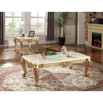 Nelson 2 Piece Coffee Table Set