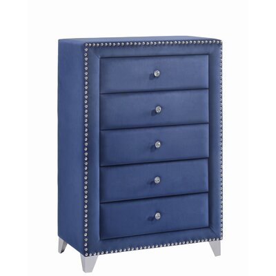 Malone 5 Drawer Chest