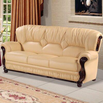 Abbey Sofa Upholstery: Camel