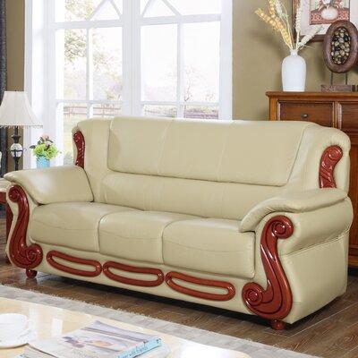 Adaline Sofa Upholstery: Khaki