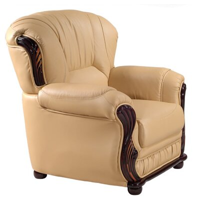 Abbey Club Chair Upholstery: Camel