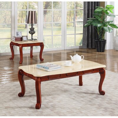 Adaline 2 Piece Coffee Table Set