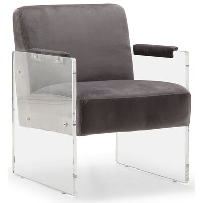 Apollonia Armchair Upholstery: Gray