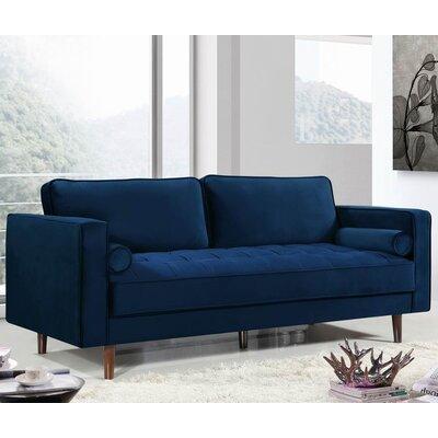 Pamula Sofa Upholstery: Navy