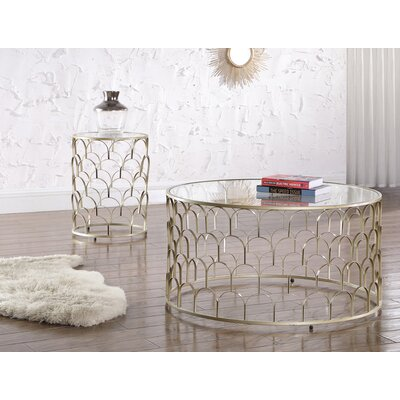Burcott End Table