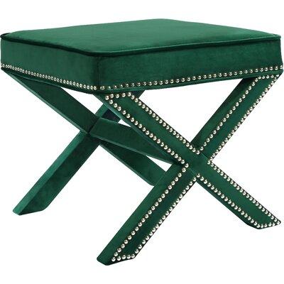 Norfolk Ottoman Upholstery: Green