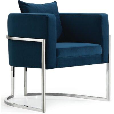 Saba Armchair Upholstery: Navy