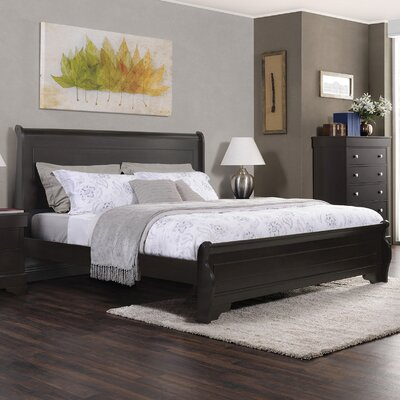 Manhattan Panel Bed Size: Queen