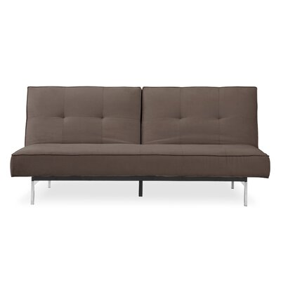 Bolzano Convertible Sofa Finish: Java