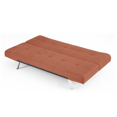 Cesena Convertible Sofa Upholstery: Copper