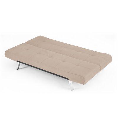 Cesena Convertible Sofa Upholstery: Khaki