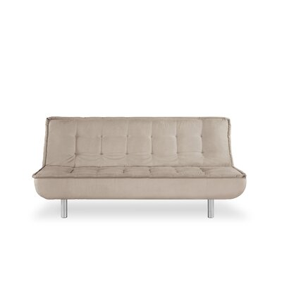 Monza Convertible Sofa Upholstery: Oyster