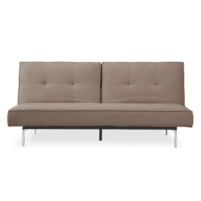Bolzano Convertible Sofa Finish: Khaki