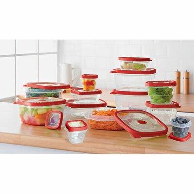 14-Container Food Storage Set REBR4539 43448039