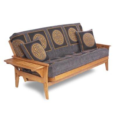 LifeStyle Solutions FJ4-XXX-XX / FB2-SAN-XX Santa Cruz Convertible Sofa