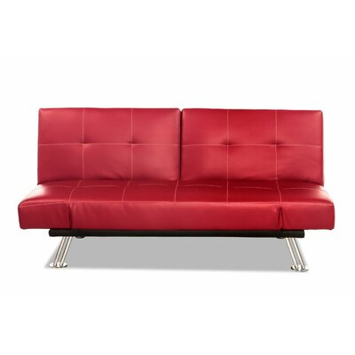 SC-GLXS3F31-BRD LF2049 LifeStyle Solutions Galaxy Convertible Sofa