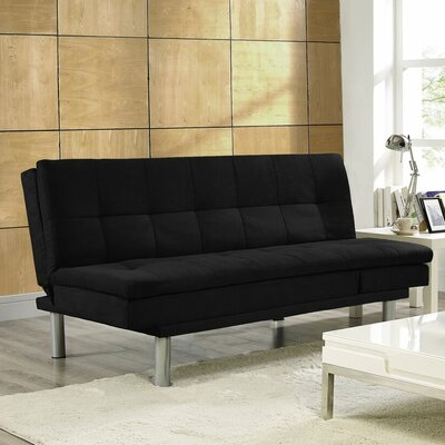 SC-SNA-S3-M2-BK LifeStyle Solutions Black Sofas