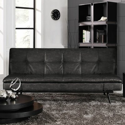 LifeStyle Solutions SC-MST-S3F41CCB Myst Convertible Sofa